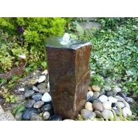 Basalt Column Fountain 40cm- Polished Top