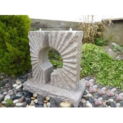 Eclipse Sun Fountain - Beige