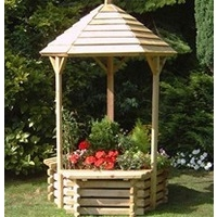 NORLOG Wishing Well / Planter