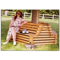 Windsor Hexagon Tree Seat