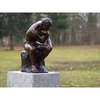 Rodin The Thinker Bronze Statue