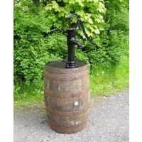40 Gallon Pump Barrel