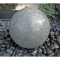 40cm Grey Sphere Fountain