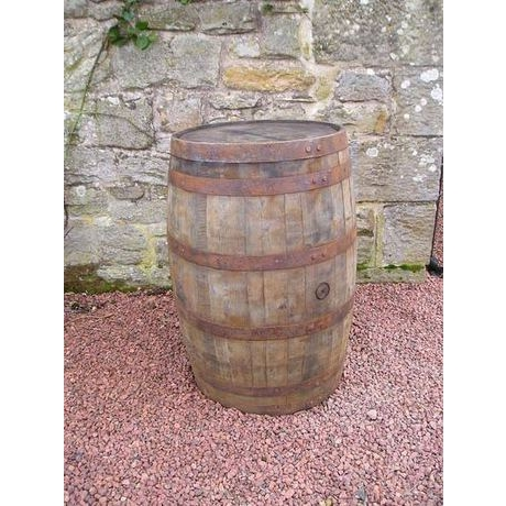 40 Gallon Oak Barrel