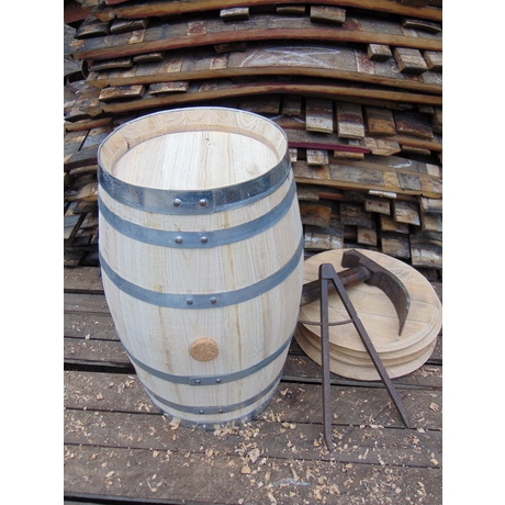 50L Chestnut  Wine & Cider Barrel