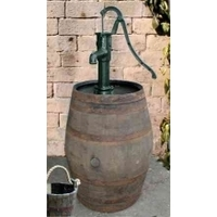 56 Gallon Pump Barrel