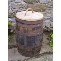 70 Litre Oak Storage Barrel