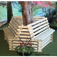Regent Hexagon Tree Seat