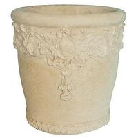 Cast Stone Planters & Containers