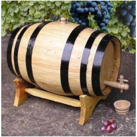 15L Oak - Wine & Spirit Barrel