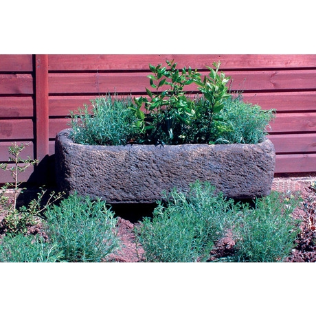 Rustic Trough - Cotswold Stone Planter
