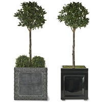 Artificial Bay Ball Tree -160cm