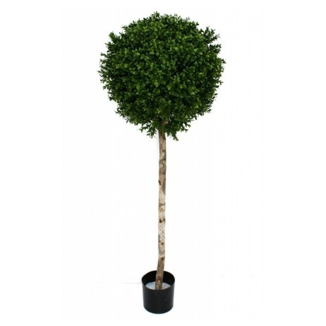 Artificial Boxwood Ball Tree -170cm
