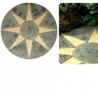 Astral Circle Paving Kit 1.8mtr Two Tone