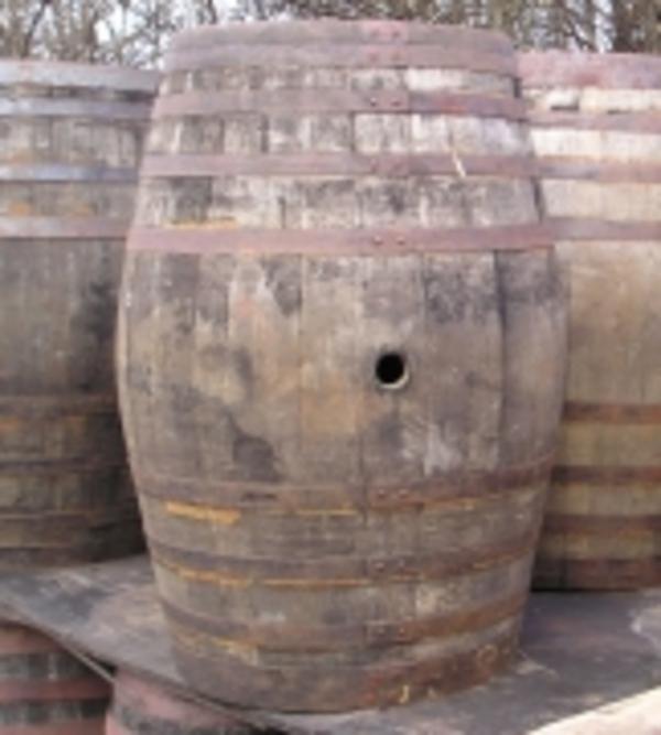Barrel Amp Garden 100 Gallon Oak Barrel
