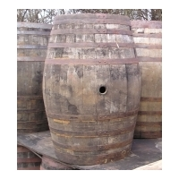 100 Gallon Oak Barrel