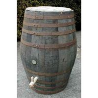 Oak Barrel Water Butts