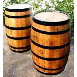 Barrel Garden Oak Barrel Water Butts Whole Oak Barrels