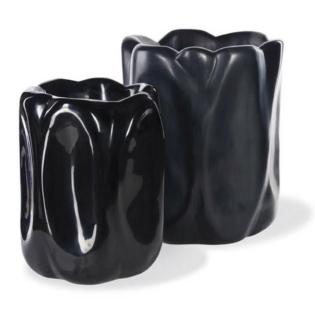 Molar Planter - Black
