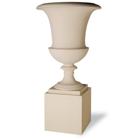 Roman 1 Vase Planter - Stone Finish