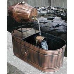 Copper Barrel