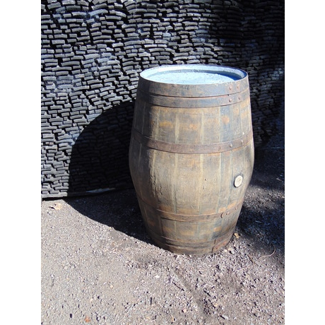 Craft Brewers 56 Gallon Whisky Barrel