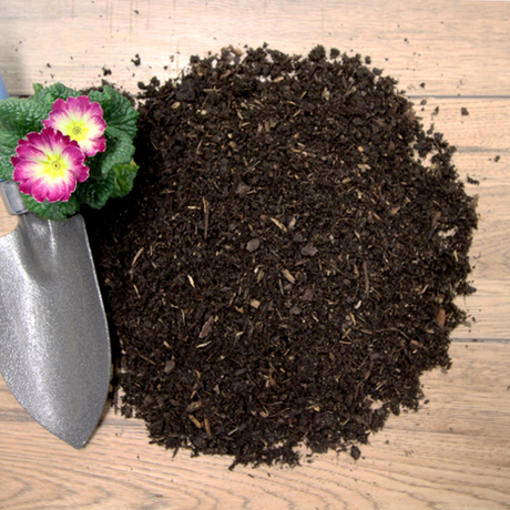 Composted Mulch Fines - Bulk Bag