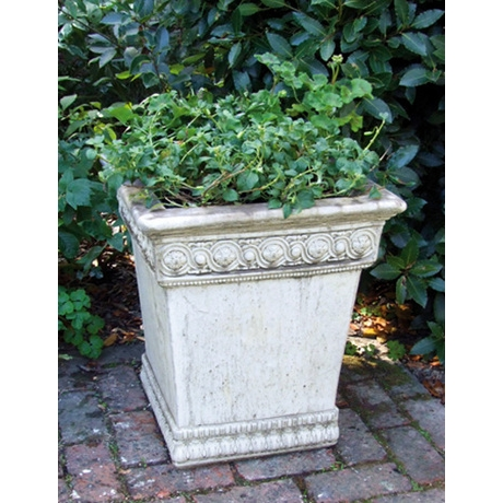 Empire Urn Stone Planter