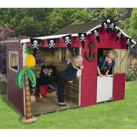 Basil Multi play Playhouse 8 x 4ft