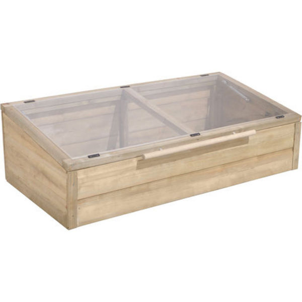 Barrel & Garden :: Easy Lift Cold Frame