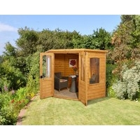 Cranbourne Corner Summerhouse 7x7