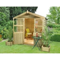 Charlbury Summerhouse 6x6