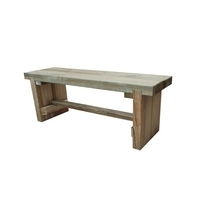 Double Sleeper Bench 1.2m