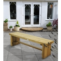 Double Sleeper Bench 1.5m