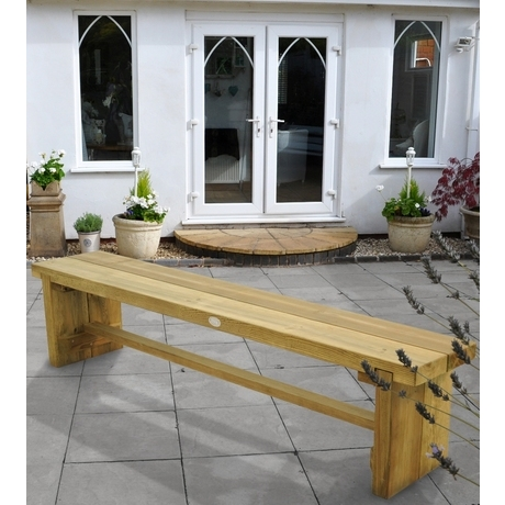 Double Sleeper Bench 1.8m