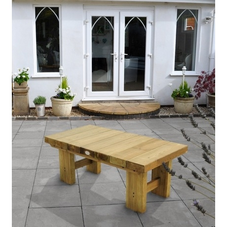 Low Sleeper Table 1.2m