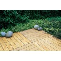 Forest  Deck Tiles - Pack of 4 x 60cm Tiles