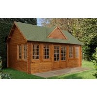 Cheviot Log Cabin 5.5 x 4.0m