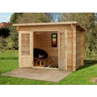 Harwood Log Cabin 3.0m x 2.0m