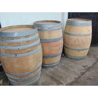 French Wine Barrel - 225Litre Oak