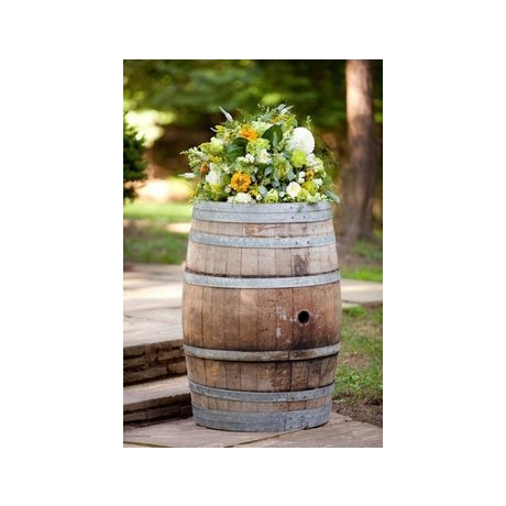 French Wine Barrel Hire - 3 Barrels