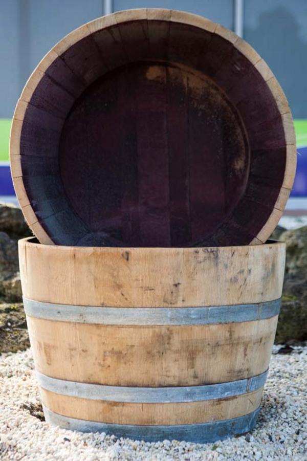 Barrel Amp Garden 28 Quot Watertight Tub