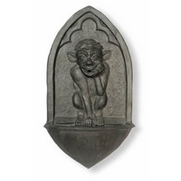 Gargoyle Wall Fountain - Faux lead