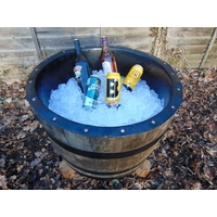 Oak Barrel Drink Coolers