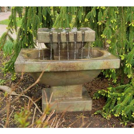 Chateau Water Fountain