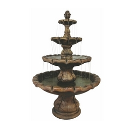 Classical Finial Fountain (8 piece)