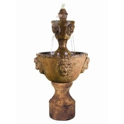 Two Tier Leonesco Fountain