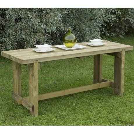 1.8m  Refectory Table