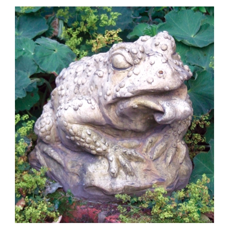 Horny Toad - Stone Garden Ornament