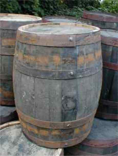 Kilderkin Barrel